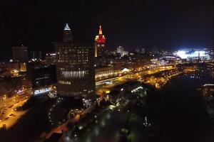 Cleveland Cityscape