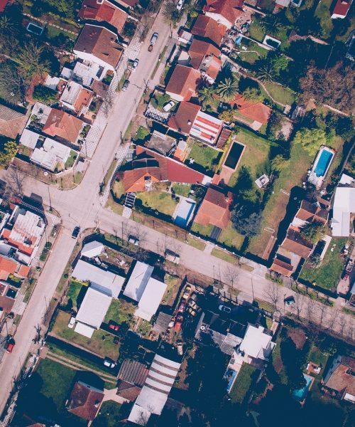 Aerial Drone Architecture